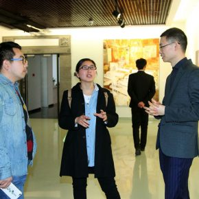 """11 Exhibition view of """"Elite Young Artists Program"""" 290x290 - Focusing on the Growth Path of the Post-80s Young Artists, Elite Young Artists Program 2017 Started Again"""
