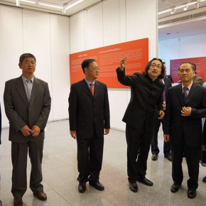 "12 Exhibition View of""Sculpture with Chinese Color"""
