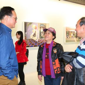 "12 Exhibition view of ""Elite Young Artists Program"""