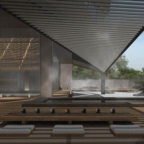 12 Wang Tiehua, Linquan Innhouse Meditation Research Center in Dalian