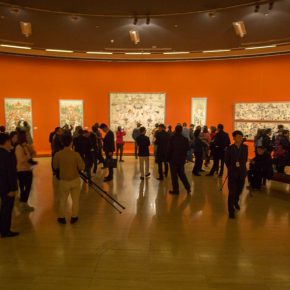 "13 Exhibition view of ""Everlasting Beauty of Dunhuang"""