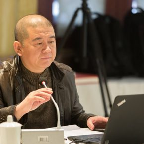 13 Ji Shaofeng, Director of Hubei Art Museum