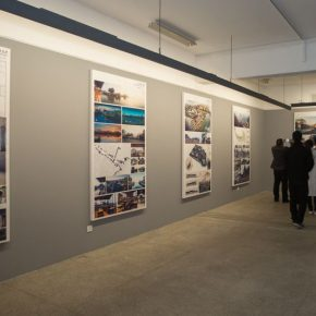 "14 Exhibition View of ""Meta Field Cultural Research of the Urban and Country Architectural Design"" 290x290 - Focusing on the New Proposition for the Urban and Country Architecture – ""Meta-Field: Cultural Research of the Urban and Country Architectural Design"""