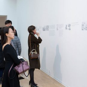 "14 Exhibition view of ""Jingshan Hill St."" A Painting Exhibition by Wang Yuping"
