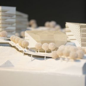 "15 Exhibition View of ""Meta-Field Cultural Research of the Urban and Country Architectural Design"""