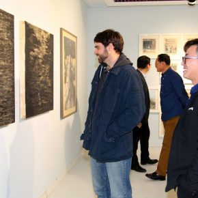 """15 Exhibition view of """"Elite Young Artists Program"""" 290x290 - Focusing on the Growth Path of the Post-80s Young Artists, Elite Young Artists Program 2017 Started Again"""