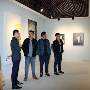 """16 Exhibition view of """"Elite Young Artists Program"""" 290x290 - Focusing on the Growth Path of the Post-80s Young Artists, Elite Young Artists Program 2017 Started Again"""