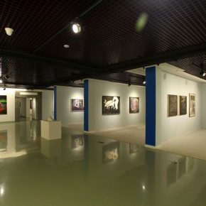 """18 Exhibition view of """"Elite Young Artists Program"""" 290x290 - Focusing on the Growth Path of the Post-80s Young Artists, Elite Young Artists Program 2017 Started Again"""