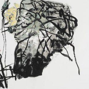 "24 Pan Gongkai, ""The Wild Appeal"", 203 x 138 cm, 2016"