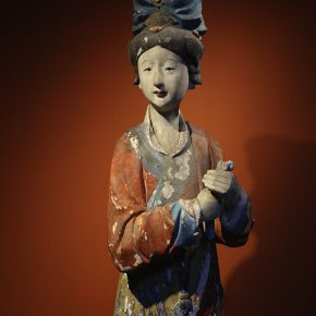 """28 Exhibition View of""""Sculpture with Chinese Color"""" 290x290 - """"Sculpture with Chinese Color"""" was successfully unveiled at the China Cultural Center in Bangkok"""