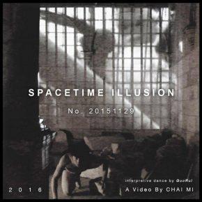 Chai Mi, 20151129 spacetime illusion No.20151129 1024x1024
