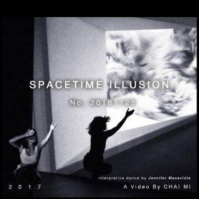 Chai Mi, 20161123 Spacetime illusion No.20161123 1024x1024