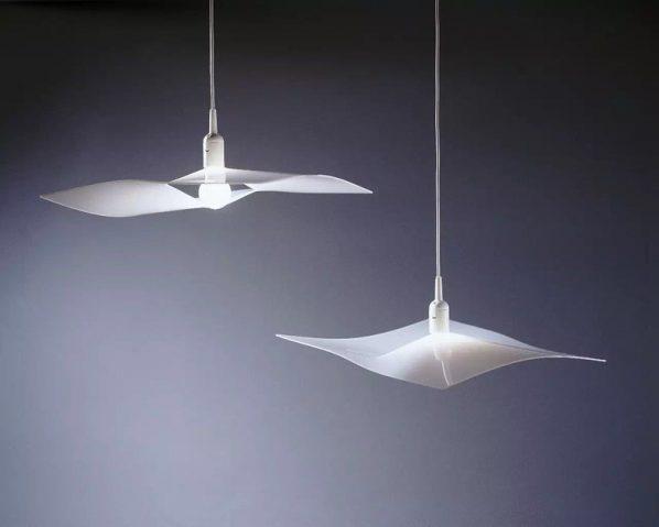 Handkerchief Light, by KAZUHIRO YAMANAKA,1999.