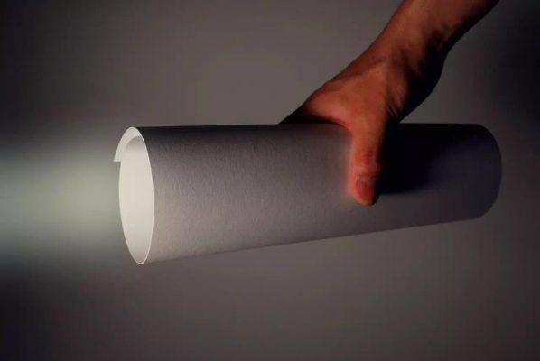 Paper Torch,by KAZUHIRO YAMANAKA,2013.