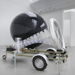 """Shanghai Minsheng Art Museum presents """"The Weather War"""""""