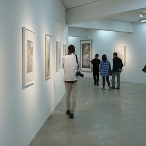 Convenientli of Travel: Visiting Scholar Exhibition of Mountain and Water Painting by Fang Guangzhi has opened