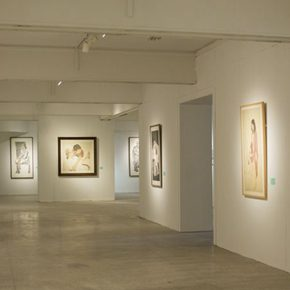 """For Chinese Painting"" Opened Focusing on the Theme of Sketching for Figure Painting for Higher Education"