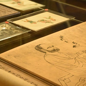 Collection of Books and Reading: Exhibition of the Collections and Documents by the Teachers from the School of Humanities at CAFA opened