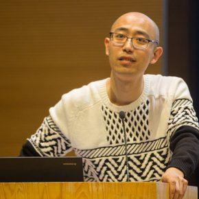 02 Prof. Wu Jian'an from the School of Experimental Art, CAFA