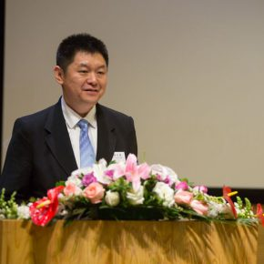 03 Liu Junsheng, Standing Committee Member and Director of Publicity Department of Chaoyang District in Beijing