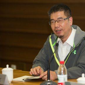 04 Jiang Gewen, President of Guangxi Normal University Press Group Co., Ltd.