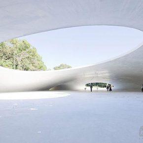 09 Teshima Art Museum designed by the architect Ryue Nishizawa and artist Rei Naito