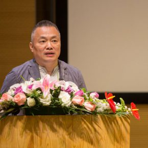 09 Zheng Peiguang, Chairman and President of Shanghai Red Town Culture Development Co., Ltd.