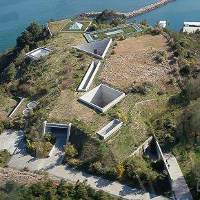10 Tadao Ando, Chichu Art Museum