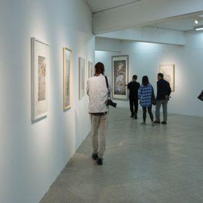 13 Installation view of the exhibition