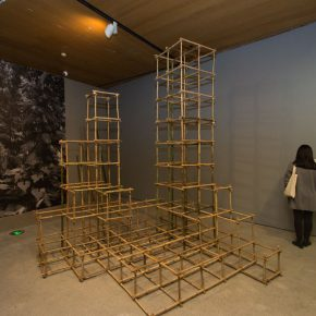 """17 Exhibition view of """"Rendez Vous"""" 290x290 - Rendez-vous Between the Younger Generation and the Future: Young French & Chinese Art"""