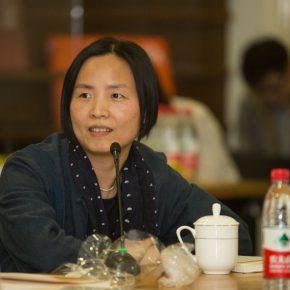 "19 Jiang Yan, the binding designer of the ""Yang XianRang Collection"""