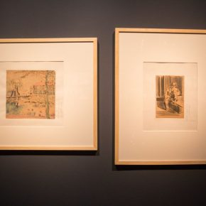 21 Installation view of the exhibition 290x290 - Awareness of Civilization: Exhibition of Artistic Works by Yuan Yunsheng Opened at the National Art Museum of China