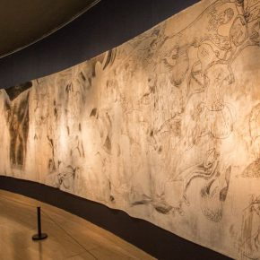 22 Installation view of the exhibition 290x290 - Awareness of Civilization: Exhibition of Artistic Works by Yuan Yunsheng Opened at the National Art Museum of China