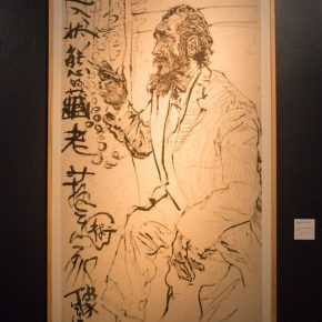 23 Installation view of the exhibition 290x290 - Awareness of Civilization: Exhibition of Artistic Works by Yuan Yunsheng Opened at the National Art Museum of China