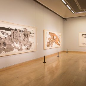 29 Installation view of the exhibition 290x290 - Awareness of Civilization: Exhibition of Artistic Works by Yuan Yunsheng Opened at the National Art Museum of China