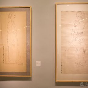 36 Installation view of the exhibition 290x290 - Awareness of Civilization: Exhibition of Artistic Works by Yuan Yunsheng Opened at the National Art Museum of China
