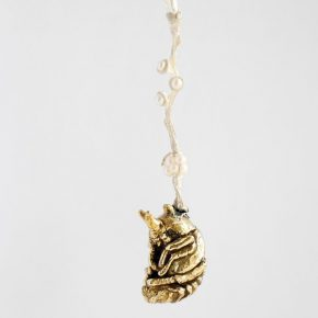 "39 Yin Xiangkun Bone ""Infected Garden"" series 290x290 - ""Plumtree Scent: Contemporary Jewelry by Teng Fei"" will be unveiled on April 2"