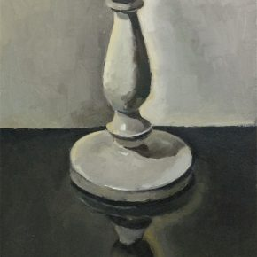 Liu Cong, Candlestick, 2015; Oil on Canvas, 60x40cm