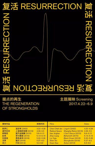 Poster of Resurrection Ⅰ The Regeneration of Strongholds.webp