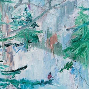 "PIFO announces Zhang Jian's solo exhibition ""Tranquility"" opening on April 22"