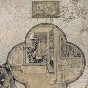 Zheng Li: Reflections of the Classical Garden to be Presented at Hanart TZ Gallery in Hong Kong