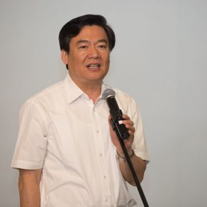 01 Gao Hong, Party Secretary of CAFA