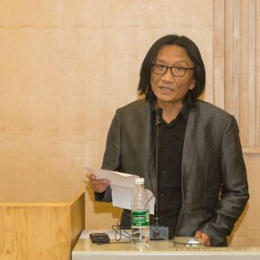 01 Prof. Su Xinping Vice President of CAFA 290x290 - Leonardo Art, Science and Technology Series Lecture: Expanded Cinema and Media Art