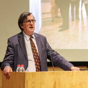 01 The speaker Bruno Latour