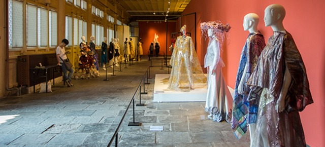 The Silk Road and Celestial Clothes: Fashion Art – Involved in Artistic Creation