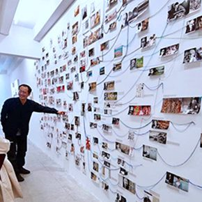 China Pavilion at the 57th Venice Biennale Opened