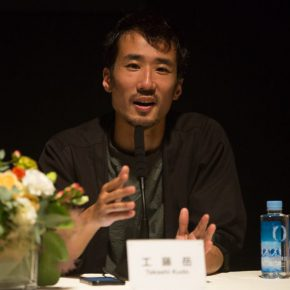 02 Director of teamLab Takashi Kudo