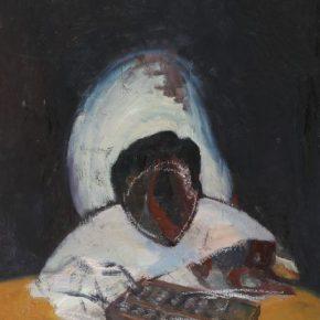 03 Gao Yang, Mental Emancipation, 2014; Oil on canvas, 82x53cm