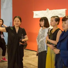 03 Installation view of the exhibition 3 290x290 - The Silk Road and Celestial Clothes: Fashion Art – Involved in Artistic Creation
