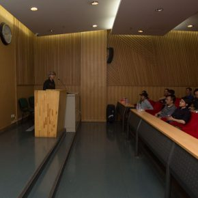 05 View of the lecture